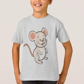 Camiseta del niño del ratón