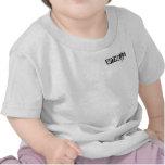 Camiseta del niño del TESTIGO