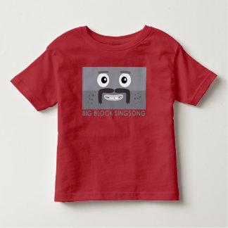 Camiseta del niño del vaquero de BBSS