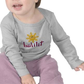 camiseta del niño l/s del bulilit
