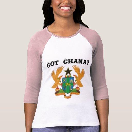 Camiseta del No1 Ghana y etc