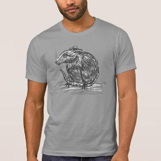 camiseta del norvegicus del rattus remeras