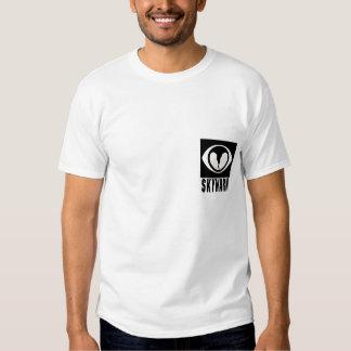 Camiseta del observador de tiro de la tormenta poleras