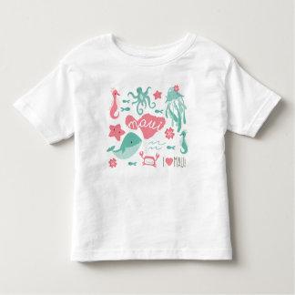 """""""Camiseta del océano de Maui"""" Camisas"""