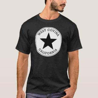 Camiseta del oeste de Covina California