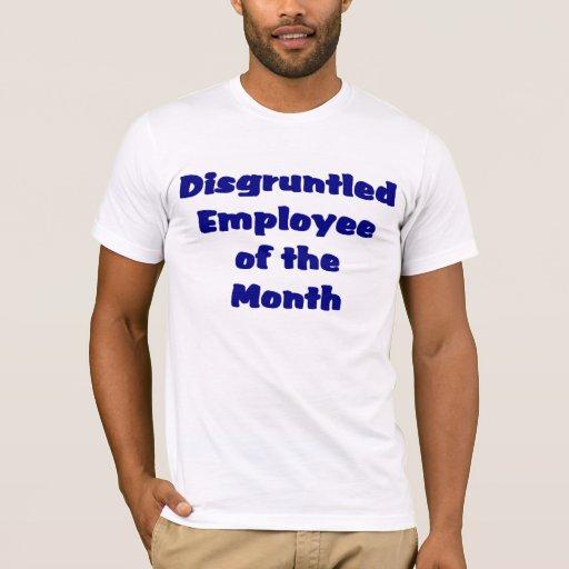 Camiseta del oficinista