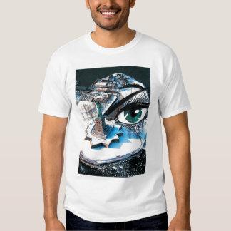 Camiseta del ojo de la isla de Ellis Camisas