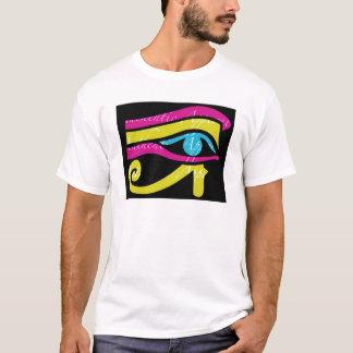 Camiseta del ojo del BCE Egipto