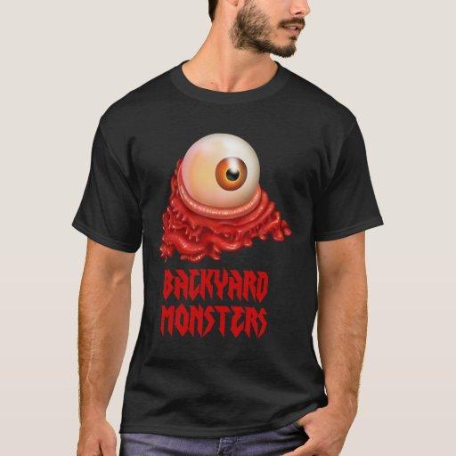 camiseta del Ojo-ra