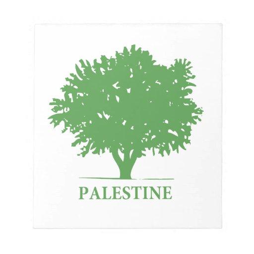 Camiseta del olivo de Palestina Bloc