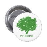 Camiseta del olivo de Palestina Pin