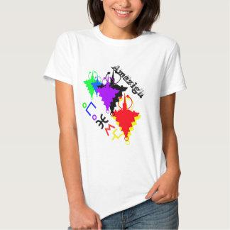 Camiseta del orgullo de Amazigh Camisas