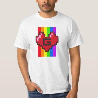 camiseta del orgullo de r/Gaymers Remera