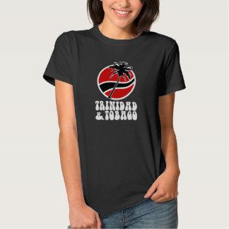 Camiseta del orgullo de Trinidad and Tobago Playeras