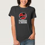 Camiseta del orgullo de Trinidad and Tobago Polera