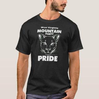 Camiseta del orgullo del fiesta de la montaña