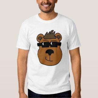 Camiseta del oso del compinche playeras