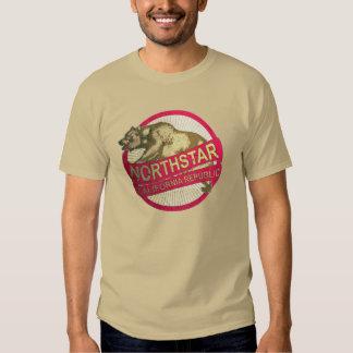 Camiseta del oso del vintage de Northstar Remeras