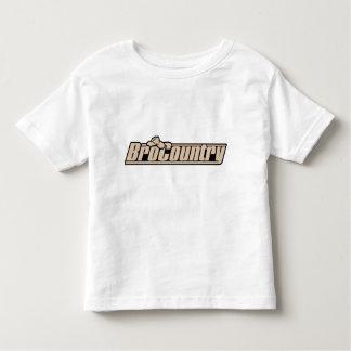 Camiseta del país de Bro Camisas