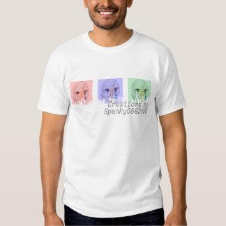 Camiseta del paisaje urbano RBG 2 Camisas