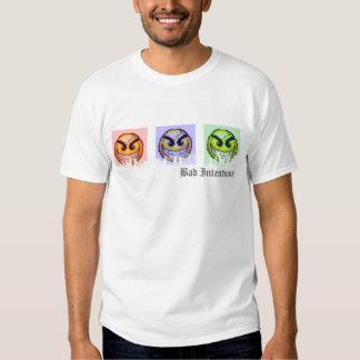 Camiseta del paisaje urbano RBG 2 - modificada par Playeras