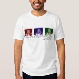 Camiseta del paisaje urbano RBG 2 Remeras