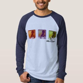 Camiseta del paisaje urbano RBG 3 Remeras