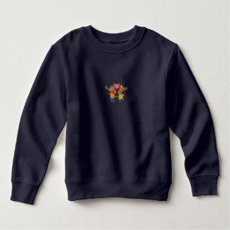 Camiseta del paño grueso y suave del niño camisas