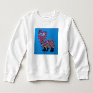 Camiseta del paño grueso y suave del niño de camisas