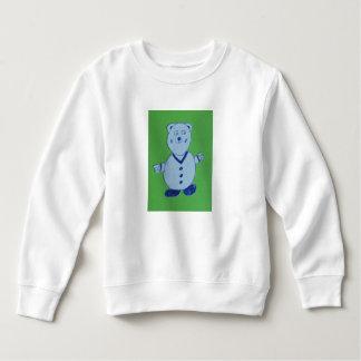 Camiseta del paño grueso y suave del niño de Mike Playeras