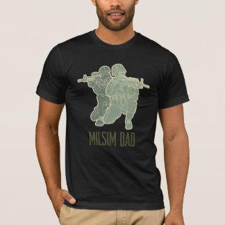 Camiseta del papá de Milsim