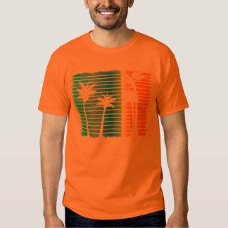 Camiseta del paraíso (personalice si está querido playeras