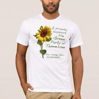 Camiseta del Partido Verde de Tennessee