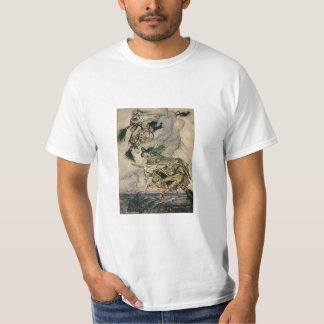 Camiseta del paseo de las brujas