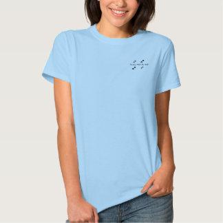 Camiseta del paseo de los canguros del mascota playera