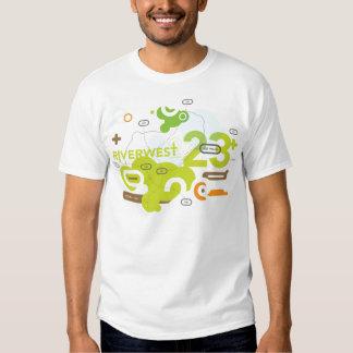Camiseta del paseo del arte de Riverwest Polera