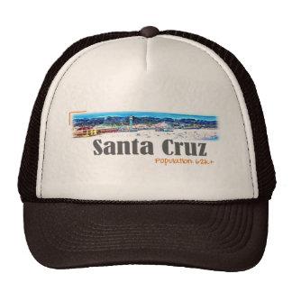 Camiseta del paseo marítimo de Santa Cruz Gorros Bordados