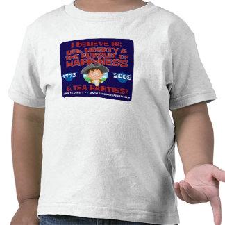 Camiseta del patriota de Lil