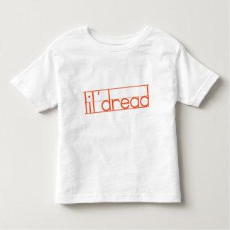 camiseta del pavor del lil playera