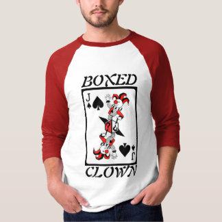 """Camiseta del """"payaso encajonado"""" camisas"""