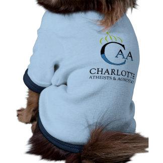 Camiseta del perrito de CAA - todos los tamaños Camisetas De Perro