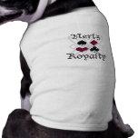 Camiseta del perrito de los derechos de Nertz Camisetas De Perrito