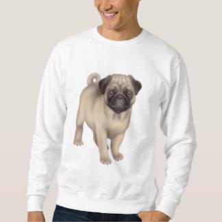 Camiseta del perrito del barro amasado