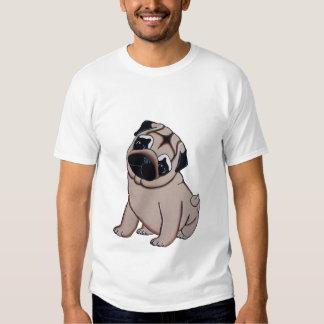 Camiseta del perrito del barro amasado del remeras