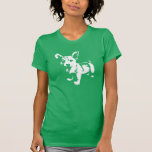 Camiseta del perrito del Corgi