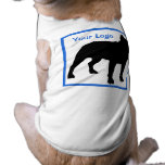 Camiseta del perrito del perro de la CAMISA - modi Camisas De Perritos