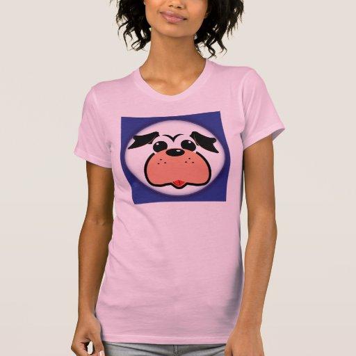 Camiseta del perrito doc. playeras