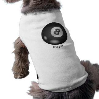 Camiseta del perro de la bola de Personalizable F8 Playera Sin Mangas Para Perro