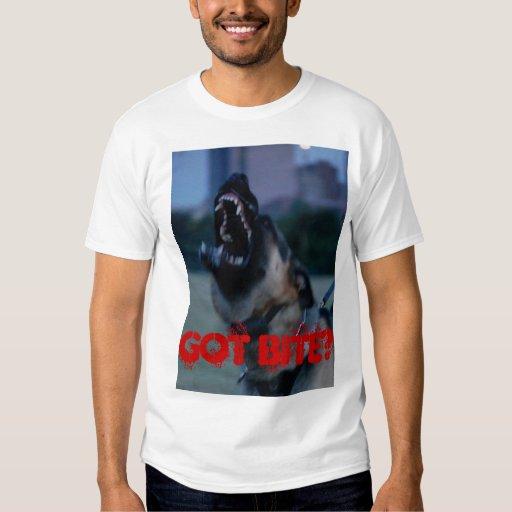 Camiseta del perro de la patrulla K-9 Playeras
