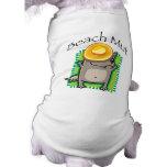 Camiseta del perro de Mut de la playa Ropa De Perros